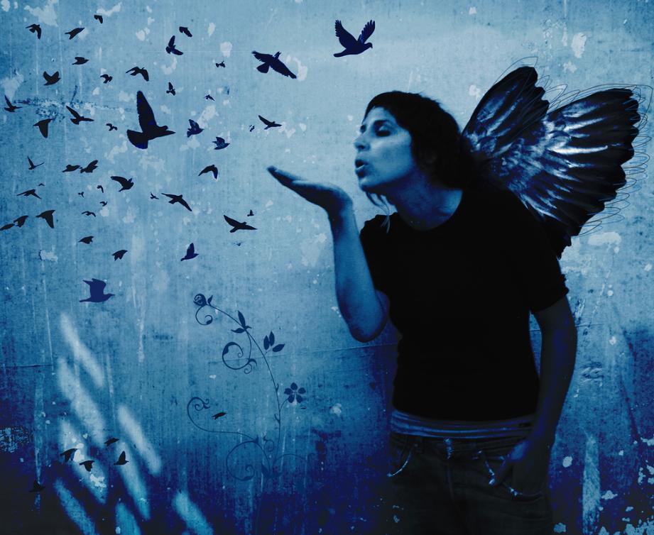 """""""Wind Blow"""" Fiona Watson"""