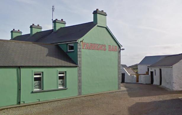 Farrens Bar, Malin head Donegal