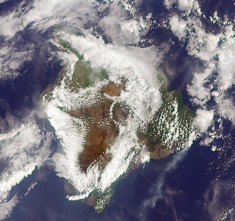 Ash from Kilauea Eruption Viewed by NASA's MISR