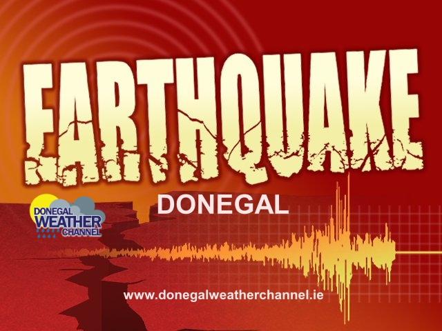 Donegal Weather Channel - News - BREAKING NEWS - 2 1 MAGNITUDE