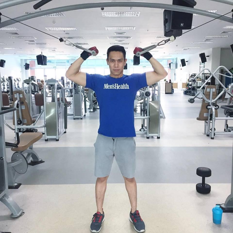 คุณหมอคิมทันออกกำลังกาย