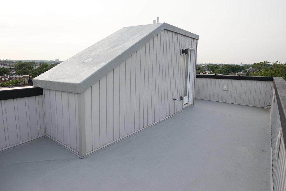 Roofdeck Pilot House
