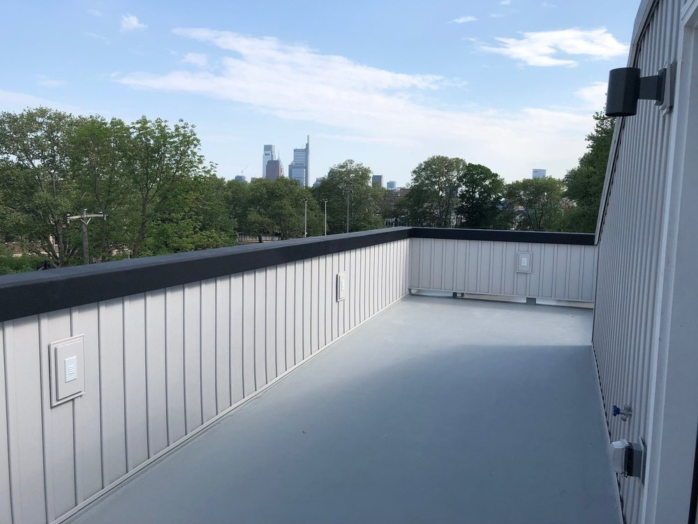 Roofdeck - Skyline