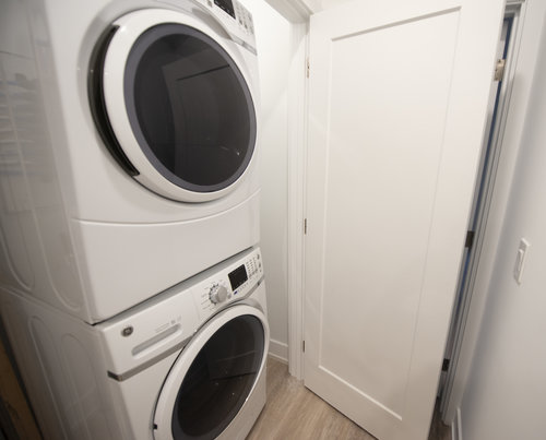 Unit 1 Laundry Suite