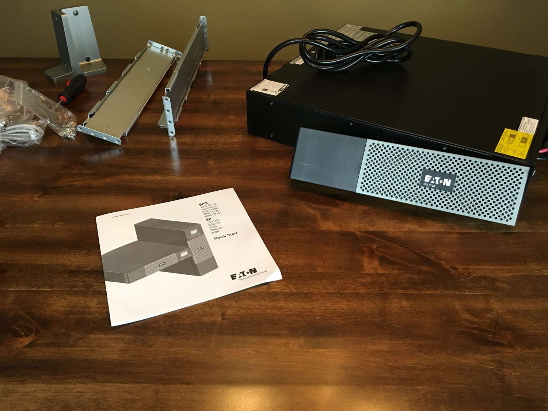 Eaton 5PX 1500RT — SPX Labs