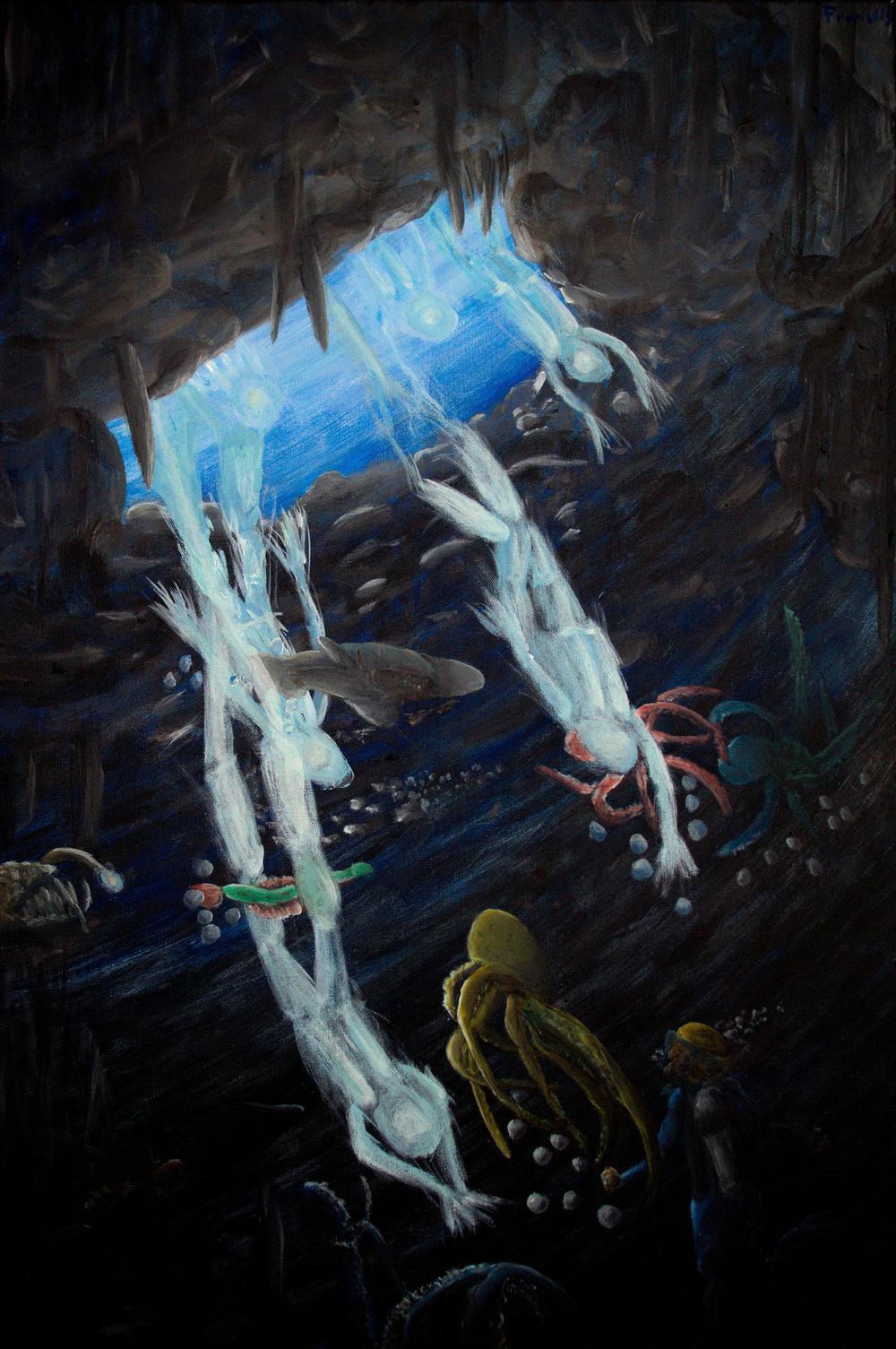 The Cavernous, Esoteric Depths
