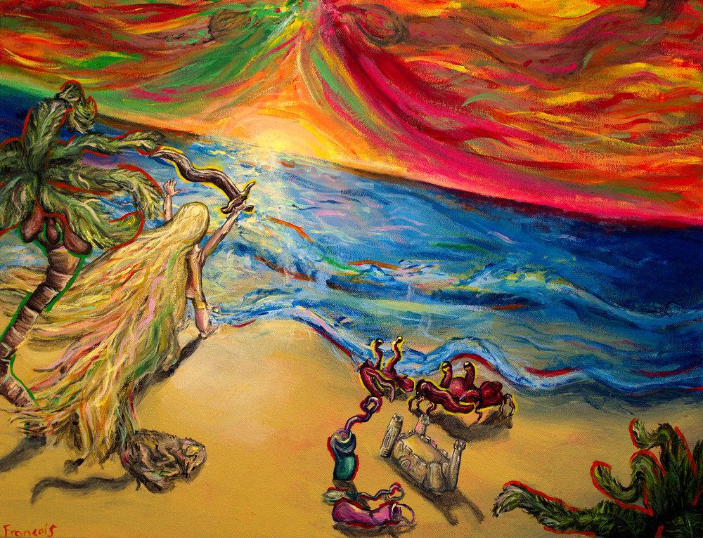 Beach of Imagination