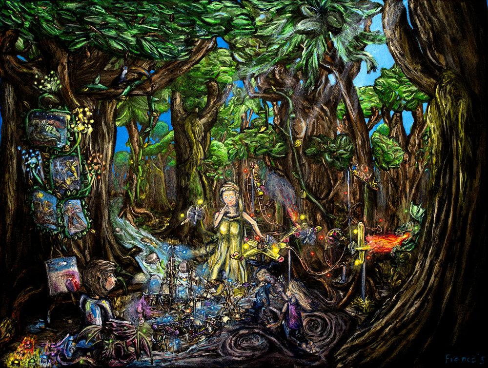 The Jungle of Living Dreams