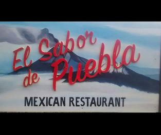 El Sabor de Puebla - Delicious, fresh Mexican food, including tamales, tacos, quesadillas and more.