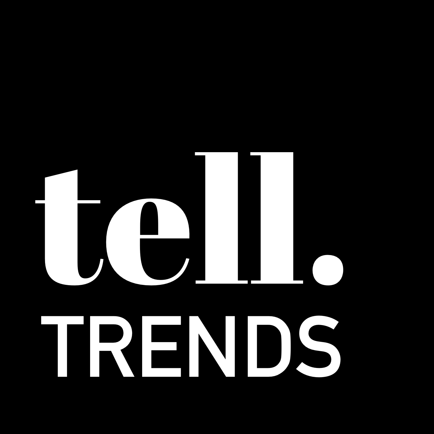 Tell. Trends Report