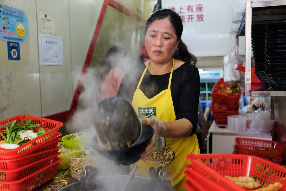 Garküche   China