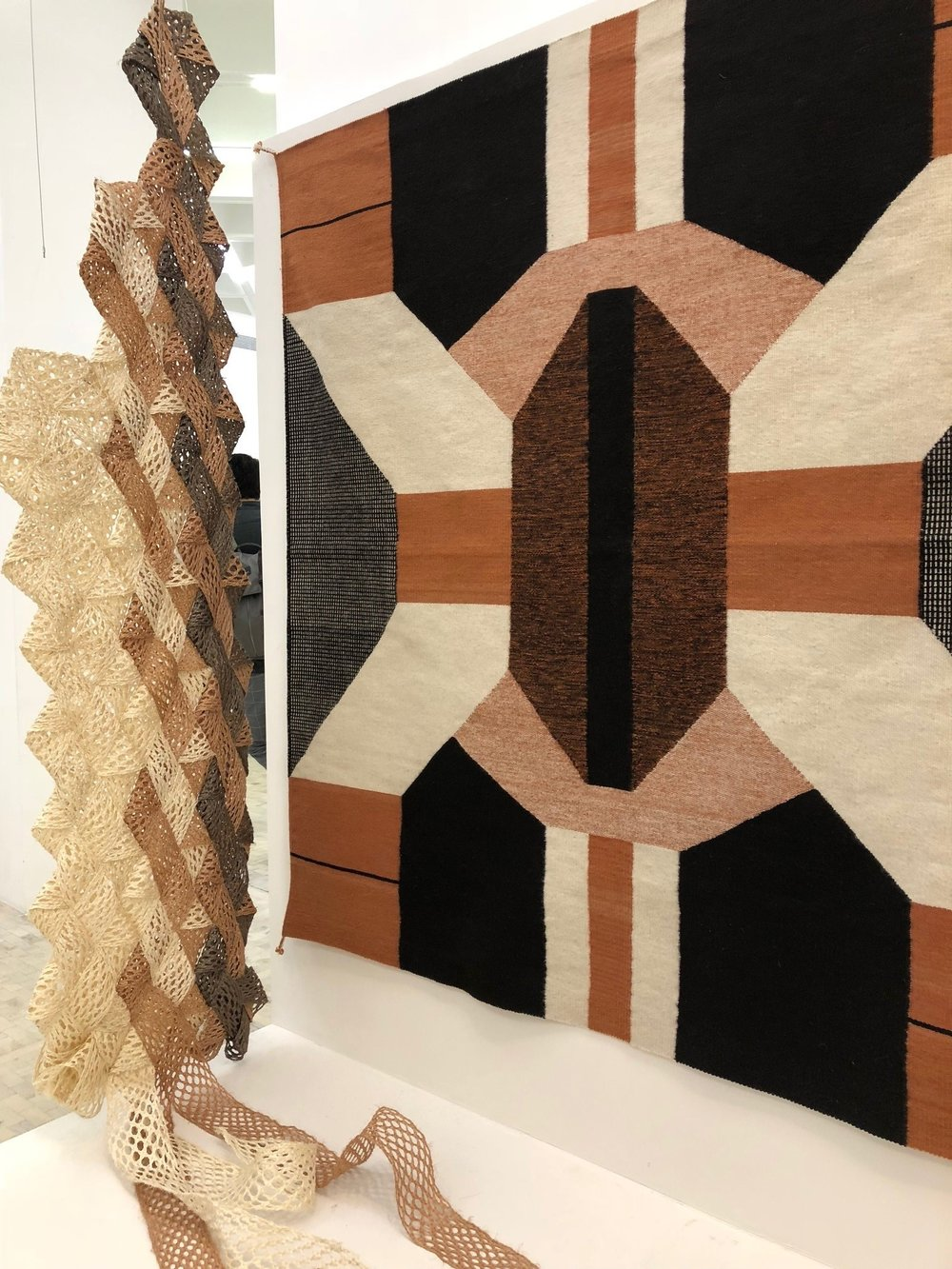 Textiles & materiality at Design Week Mexico