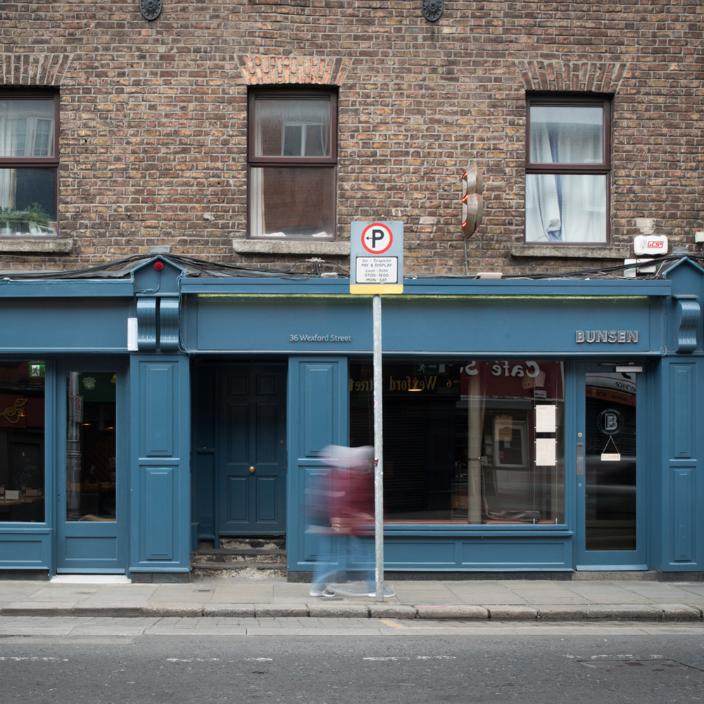 Bunsen | Straight Up Burgers - Dublin, Cork, Belfast