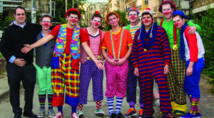Lev-Leytzan-Group-of-Clown.jpg