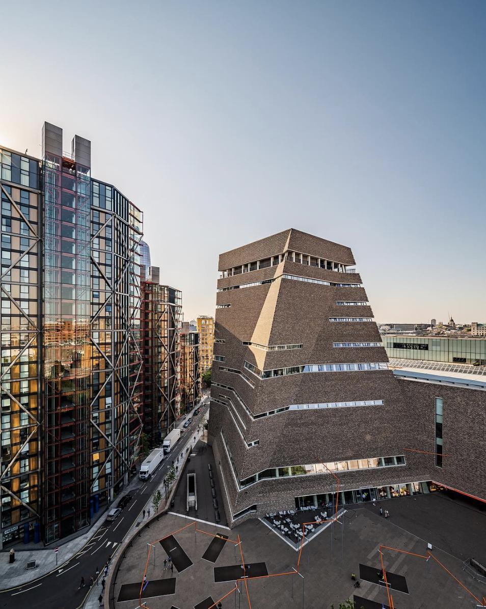 រូបភាពរបស់សារមន្ទីរ Tate Modern ។ រក្សាសិទ្ធដោយ៖@londonviewpoints