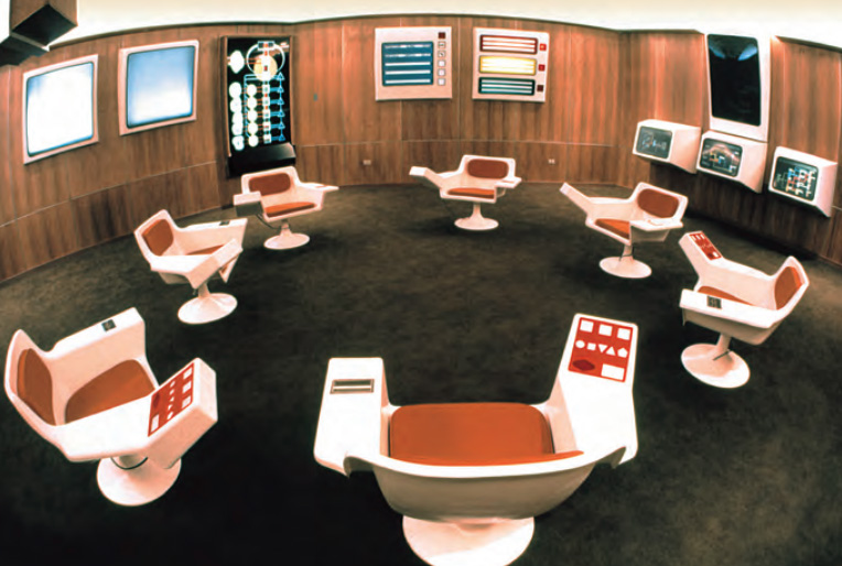 Episode 13: Project Cybersyn -