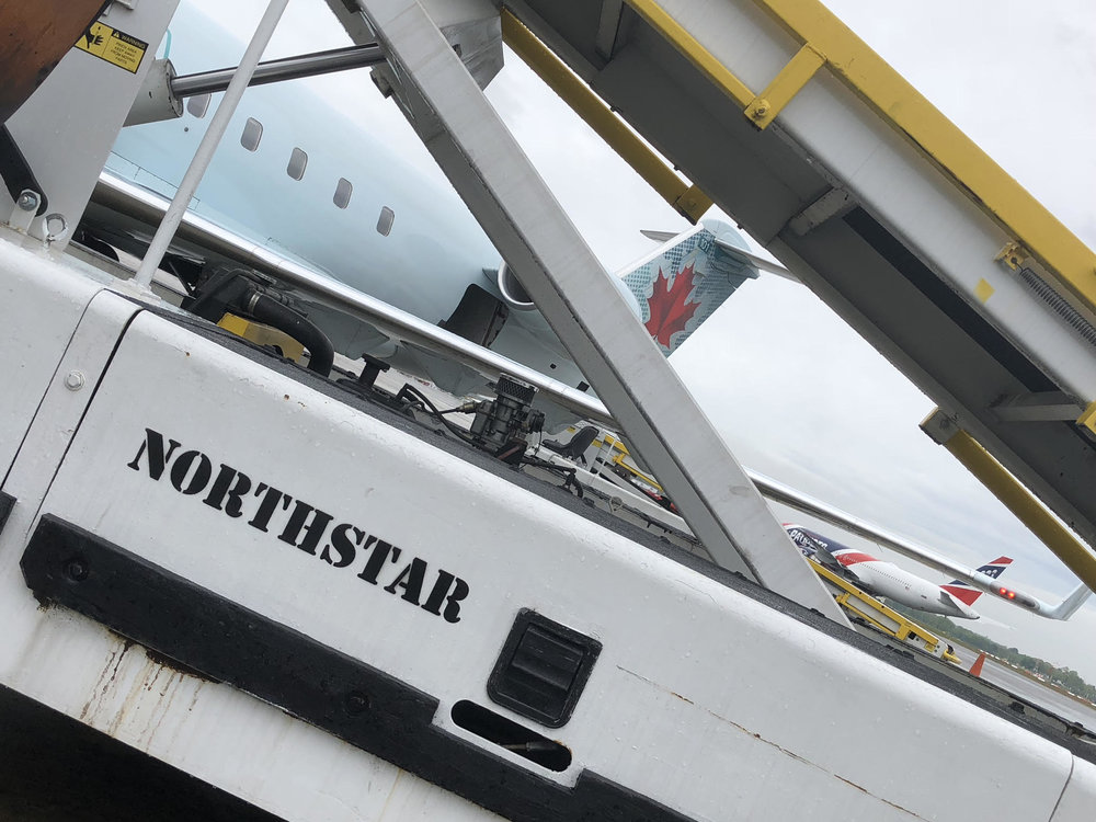 Northstar Ground handling and passenger services for airlines flying in and out of T.F. Green Airport in Rhode Island.