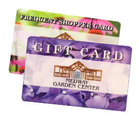 Loyalty Program & Gift Cards   We have a popular loyalty program and gift cards.     You can join our loyalty program here . Gift Cards and Loyalty Program applications are available in store.