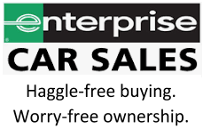 Enterprise Car Sales Haggle-free buying. Worry-free ownership.