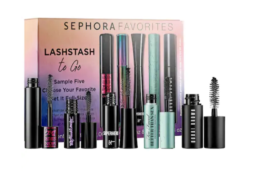 Lashstash To Go - Favoris de Sephora - 34$ CAD