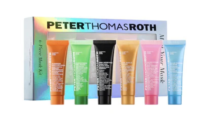 Ensemble de 6 minis masques - Peter Thomas Roth - 31$ CAD