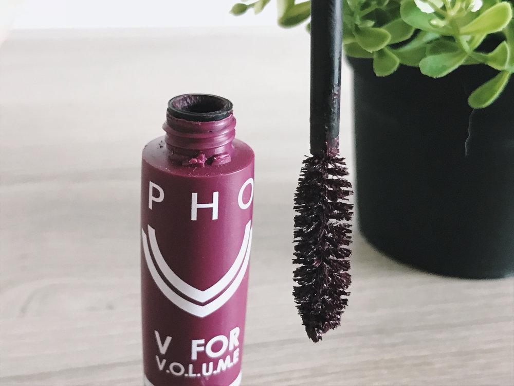 mascara v pour volume sephora