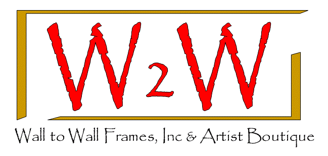 Wall to Wall Frames, Inc & Artists'Boutique