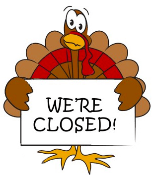photo about Closed for Thanksgiving Sign Printable known as Shut for Thanksgiving Local Url