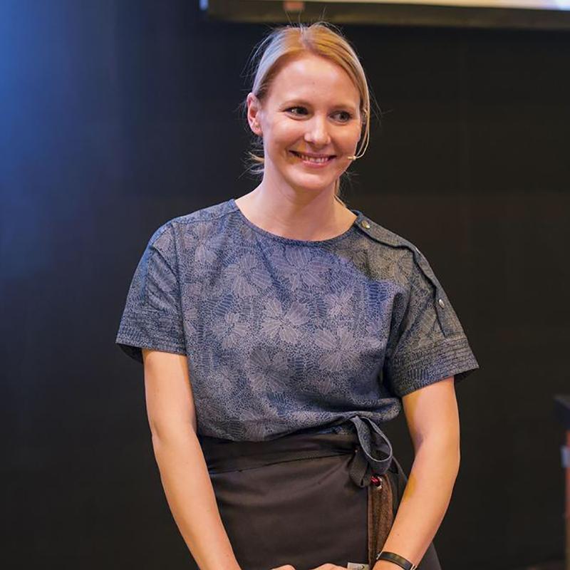 Jana Slamova - Lead AST - Barista Foundation & Assistant AST - Brewing Foundation