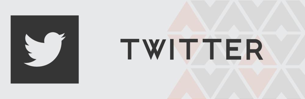 Follow us on Twitter! -