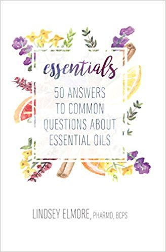 50 ANSWERS TO COMMON QUETSIONS ABOUT ESSENTIAL OILS   Confused about essential oils? Do they interact with medicines? Are they safe for children? How well do they travel? What do I believe online? This book is the essential reference tool for everyone from newbies to experienced users. Dr. Lindsey Elmore provides practical, no nonsense answers to common science questions about essential oils in straightforward language. After reading this book, you can separate fact from fiction, and decide for yourself what the best possible use of an essential oil is for you.