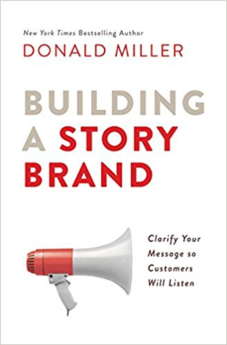 BUILDING A STORY BRAND   Donald Miller's StoryBrand process is a proven solution to the struggle business leaders face when talking about their businesses. This revolutionary method for connecting with customers provides readers with the ultimate competitive advantage, revealing the secret for helping their customers understand the compelling benefits of using their products, ideas, or services