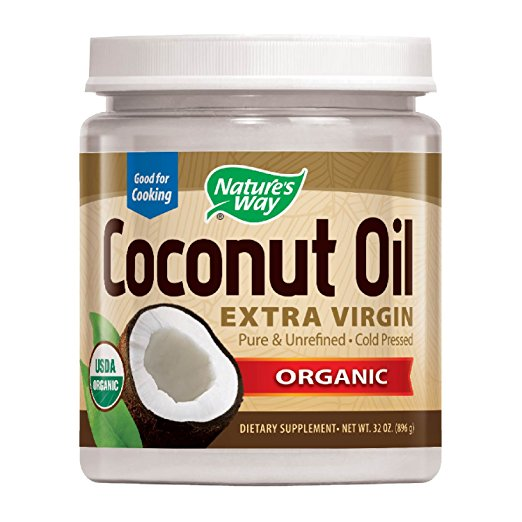 This organic coconut oil makes amazing scrubs, lotions and facial moisturizers! Just add your favorite skin loving oils and keep in a glass jar for up to two months!
