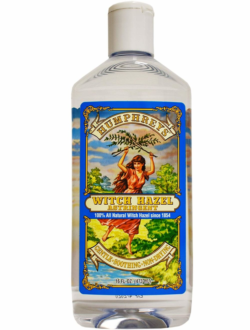 A good quality witch hazel is a great thing to add to sprays and toners. It keeps the water from growing bacteria and keeps the oils mixed. Most witch hazels are distilled with formaldehyde but this brand is formaldehyde free!
