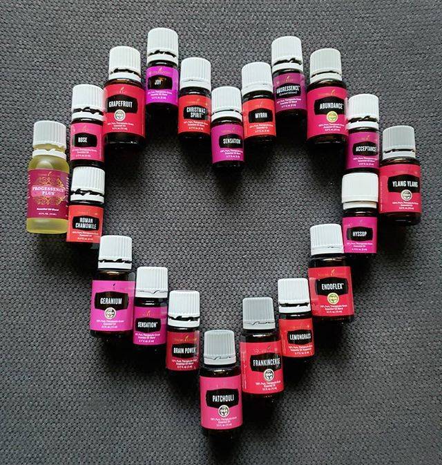 Happy Valentine's Day!  A few tips to make it extra special... swap your petroleum based lubricant for V-6, apply some Cypress to your inner thighs and put Ylang Ylang on your wrists as perfume!  Enjoy, friends! ❤️💋