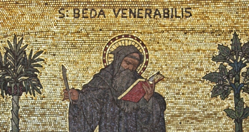 Image result for venerable Bede