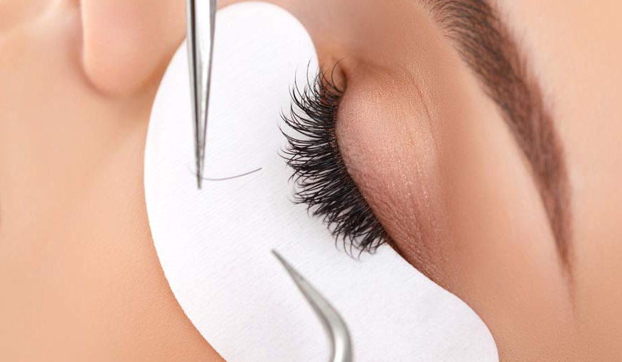 Eyelashes Camerino Professional Makeup