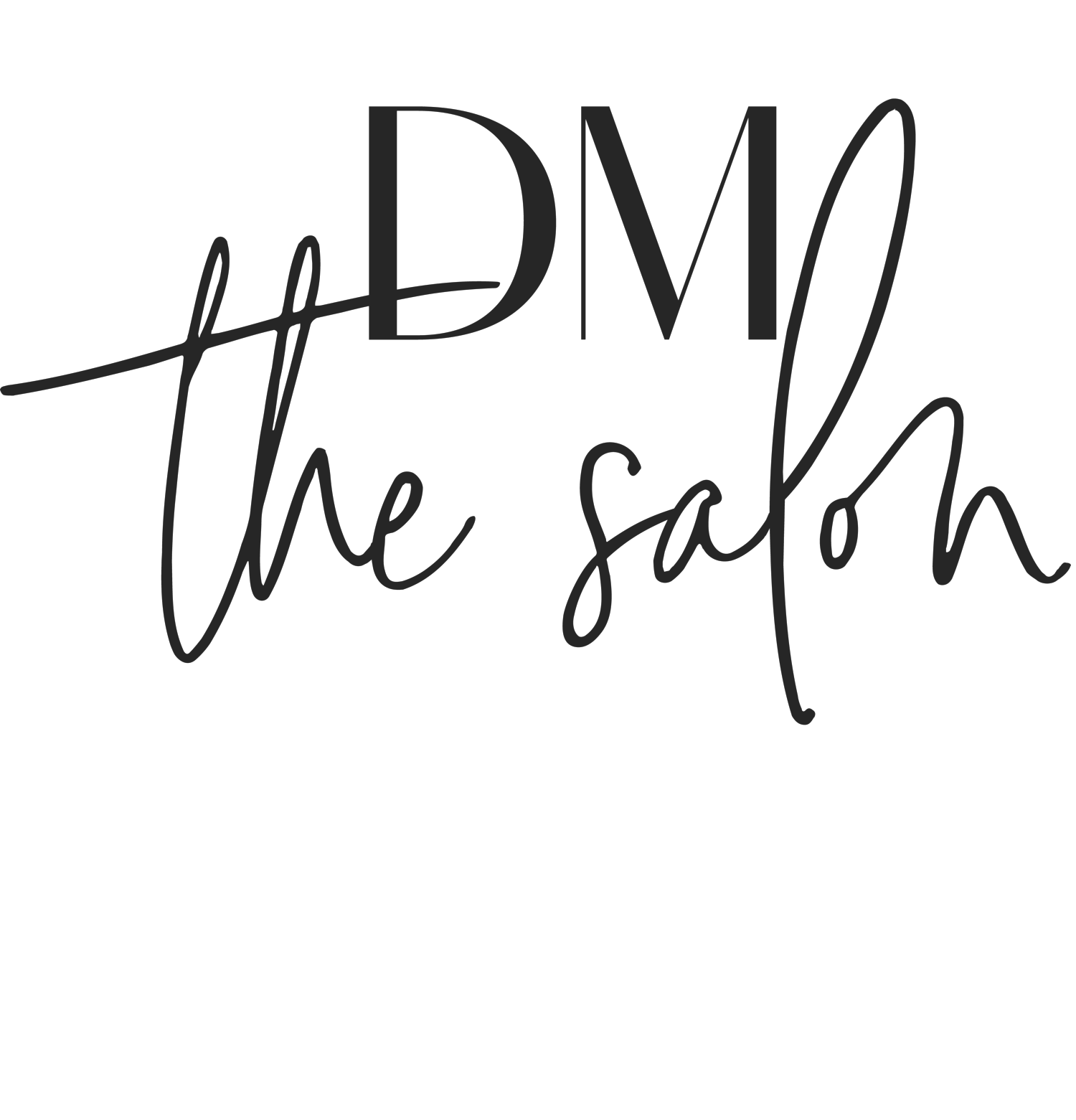 DM The Salon