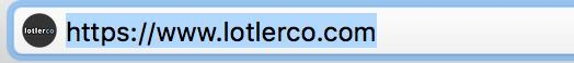 Website Favicon Example