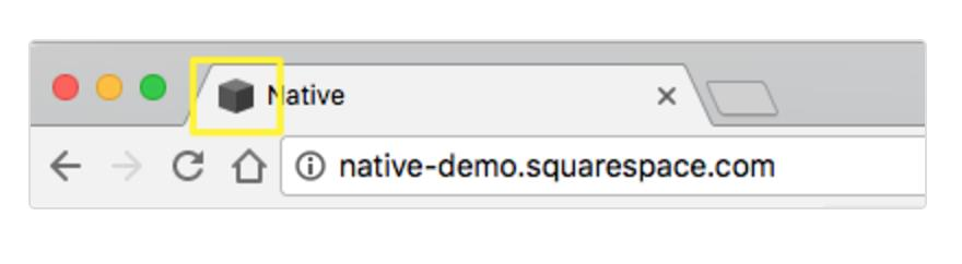 Adding A Favicon To Squarespace
