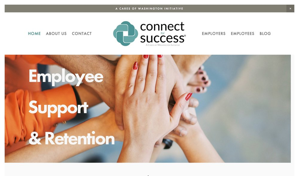 After  - Focusing on core business objectives- Accessibility and driving awareness, we created a website tailored to inform, educate, and convert.