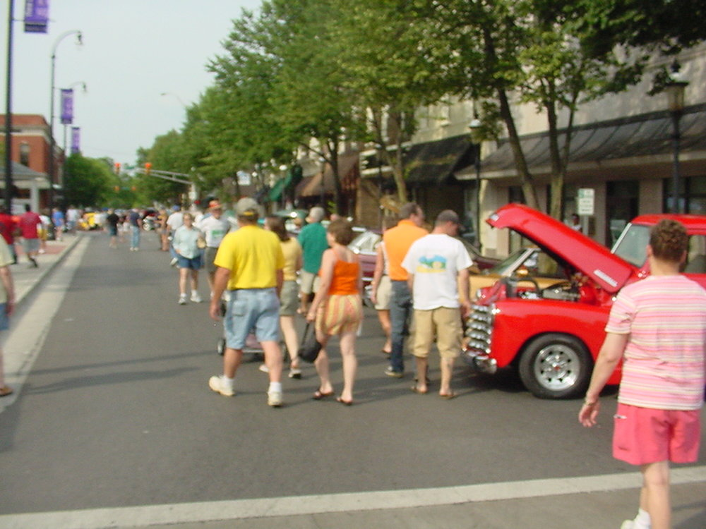 Main Street Cruise-in 2007