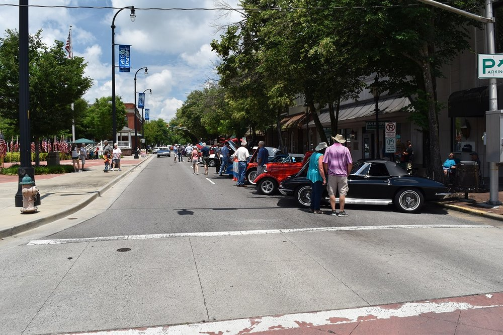 Main Street Cruise-in June-August 2018