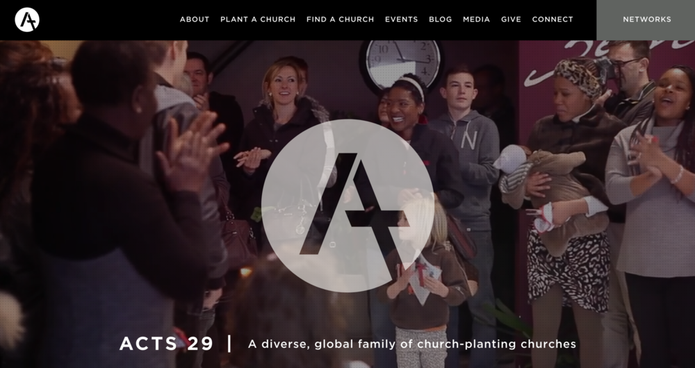 Acts 29  is a diverse, global family of church-planting churches characterized by theological clarity, cultural engagement and missional innovation.    The Painted Door is a part of the Acts 29 US Midwest Network.