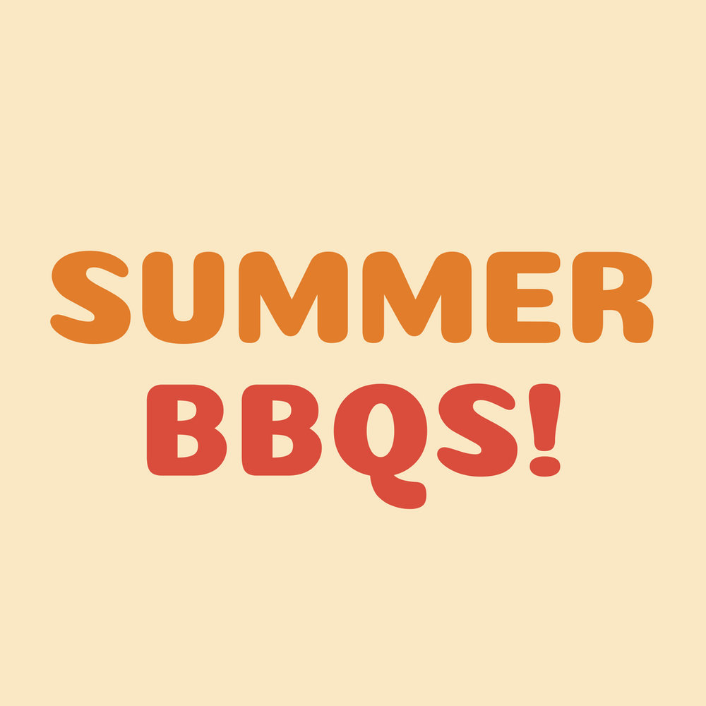 Our next all-church summer BBQ will be Aug. 12 at 5pm at the Bourne home in Logan Square. Find out more details on the Facebook group as that date approaches.