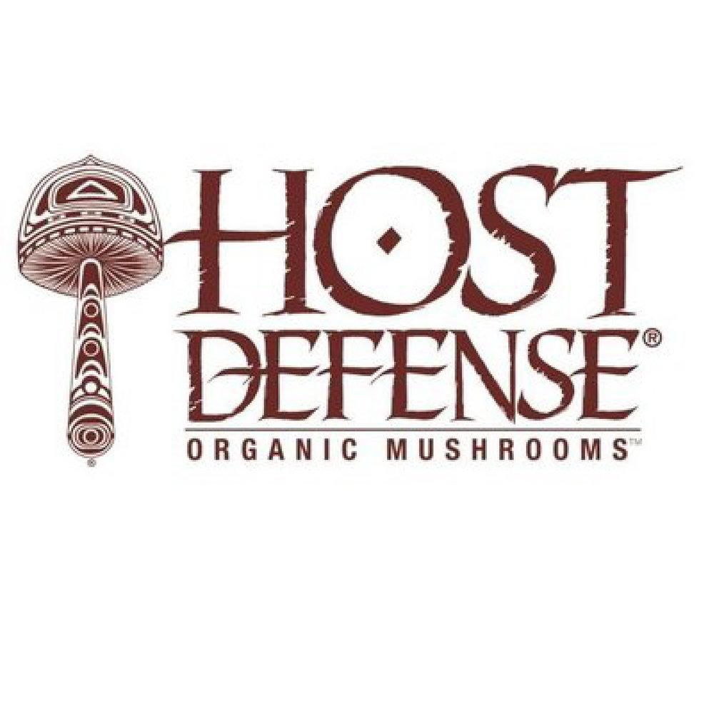 HOST DEFENSE ORGANIC MUSHROOMS