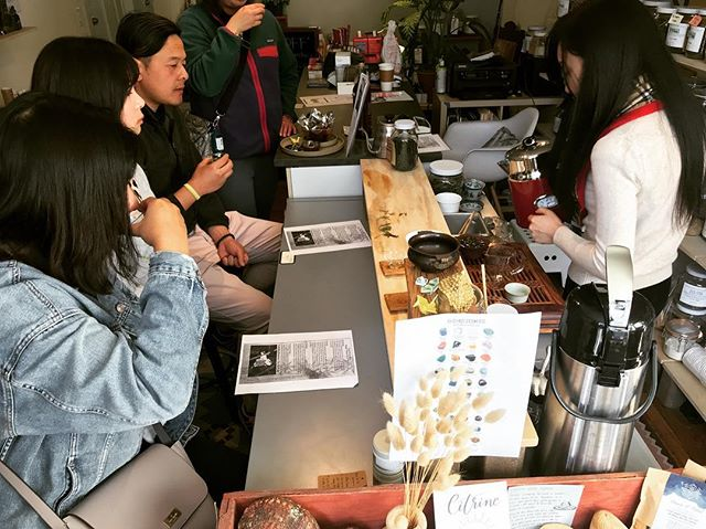 The first tea class went pretty well. Thank you all for coming in today.  #nobhillherbco#nobhillherb#sanfrancisco#teaclass#tealovers#teatastingsf#teatasting#signup#일상#소통#센프란여행#센프란시스코유학생#센프란시스코여행#티클래스#센프란시스코놉힐