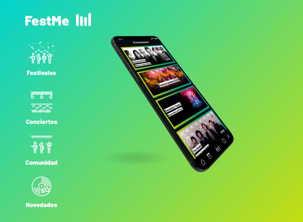 FestMe - App