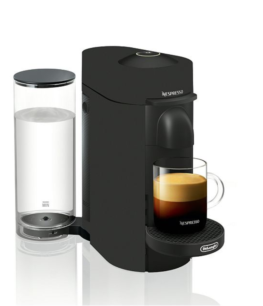 Nespresso De'Longhi Limited Edition Vertuo Plus Coffee & Espresso Maker