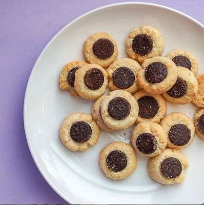 Thumbs Cookies